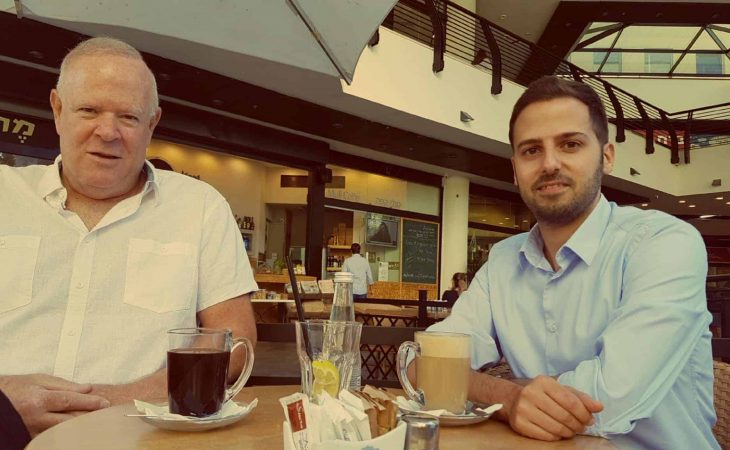 קפה עם מנטור: ראיון עם עפר כהן